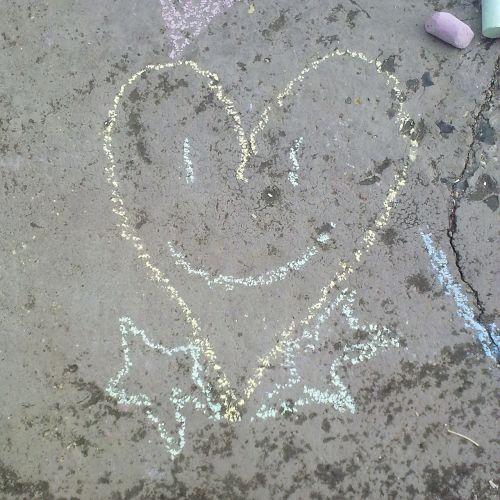 cretaceous heart love