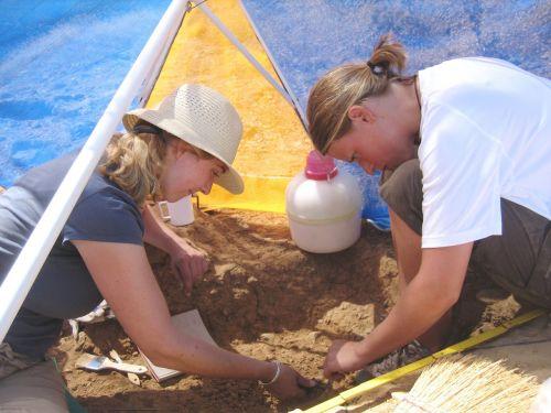 crete archaeology sissi