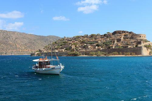 crete greece spinalonga