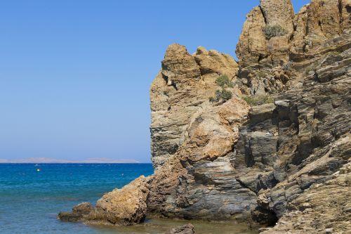 crete greece the stones