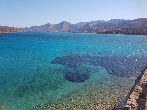 crete sea island