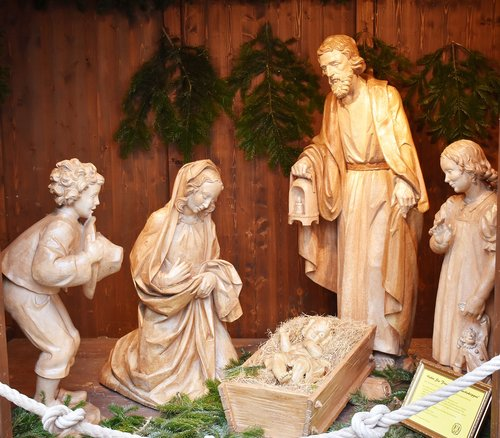 crib  christmas  jesus
