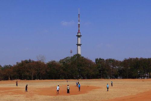 cricket sports practice