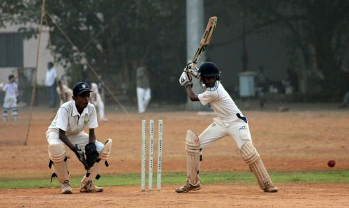 cricket batsman ball game