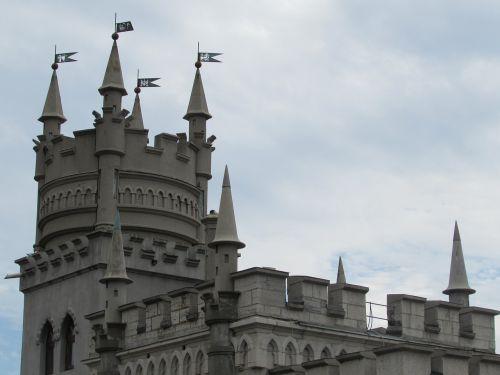 crimea swallow's nest castle