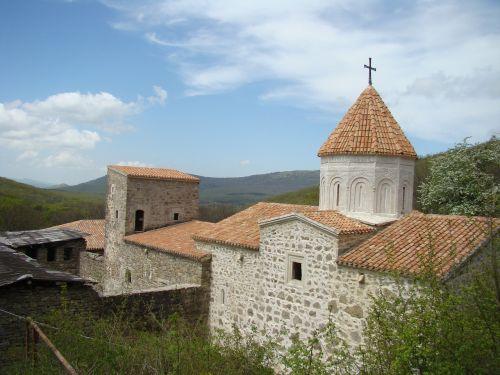crimea staryi krym monastery