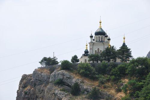 crimea church foros