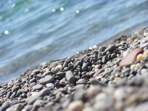 crimea sea stones
