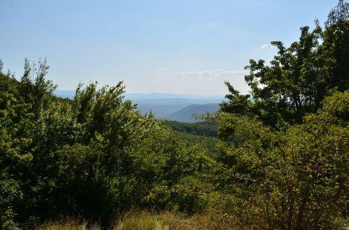 crimea mountains nature