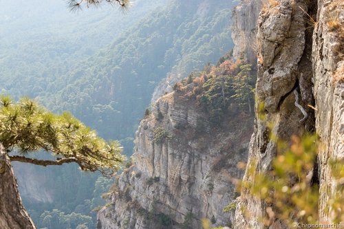 crimea  ai-petri  mountain
