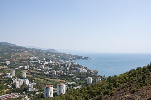 crimea  sea  summer