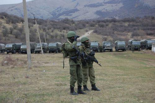 crimea soldier military