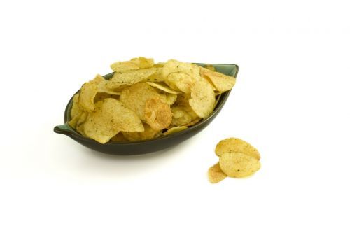 Crisps In Bowl