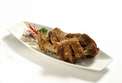 crispy pata pork exotic