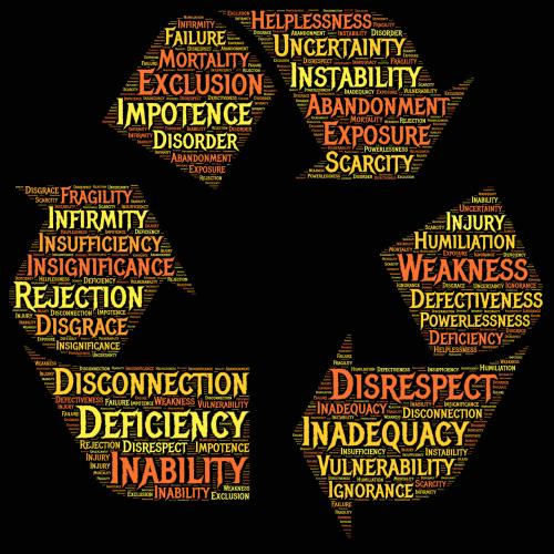 criticism recycling criticism shame