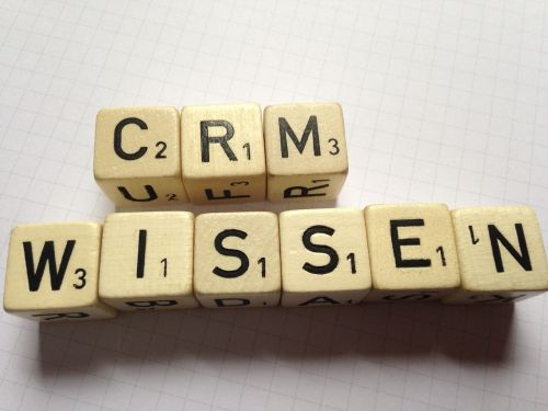 crm cube text