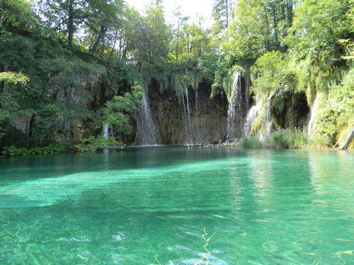 croatia pflitvice lake