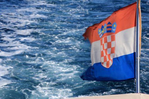 croatia flag croatia flag