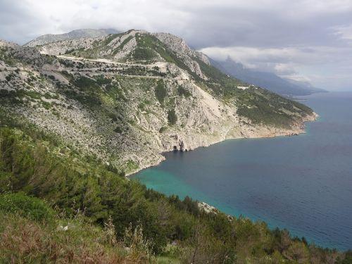 croatia water landscape