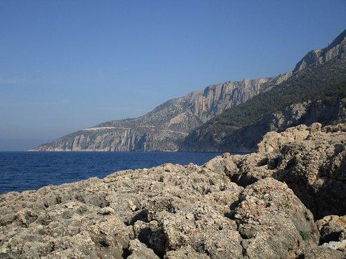 croatia  coastal  sea