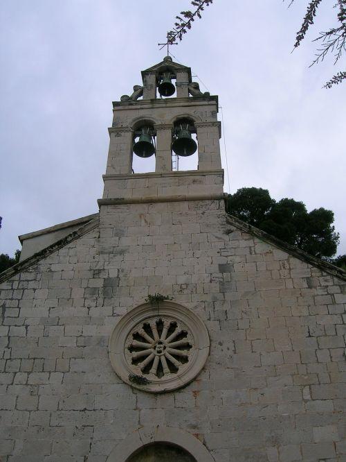 croatia monuments church