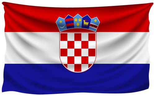 croatia flag  country  colors