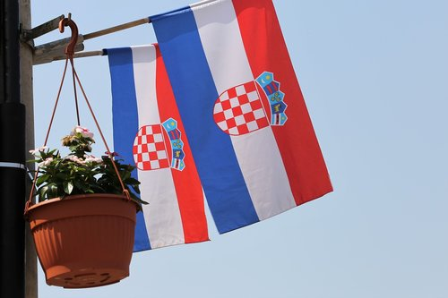 croatian flag  country  official
