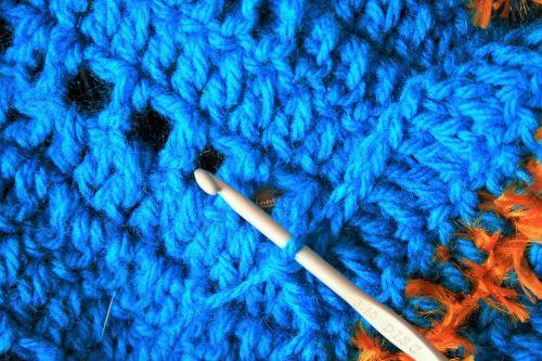 Crochet Needle And Handwork