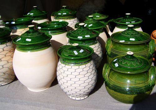 crock pottery crafts