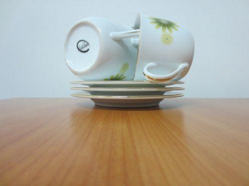 crockery cups tea