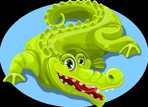 crocodile animal wild