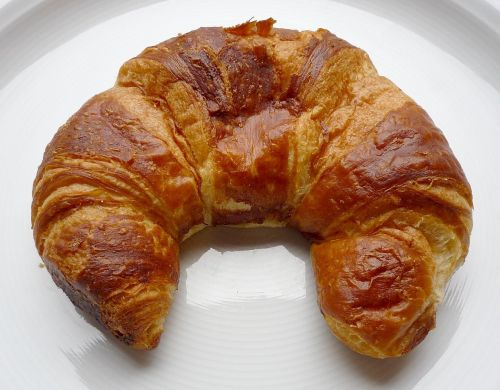 croissant danish pastry pastries