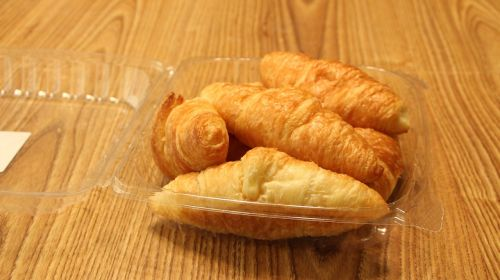 croissant delicious buttery