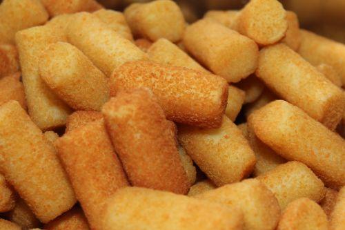 croquettes warm food hot buffet