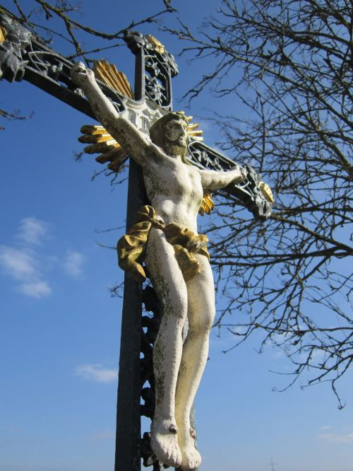 cross jesus wayside cross
