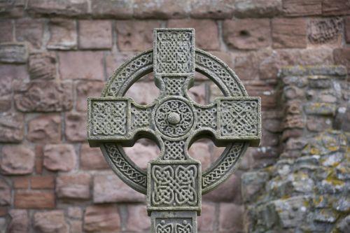 cross celtic religious