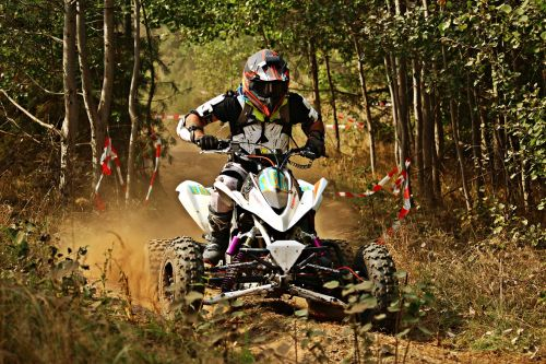 cross enduro quad