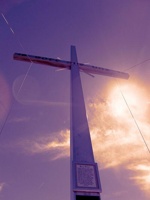 cross summit summit cross
