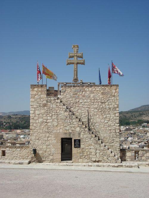 cross caravaca de la cruz spain