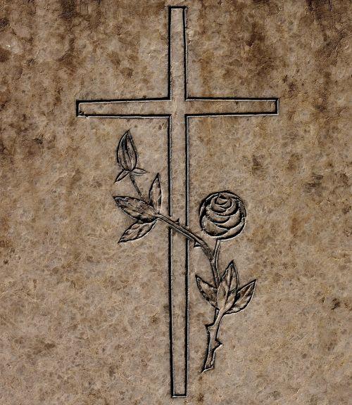 cross granite slab pattern
