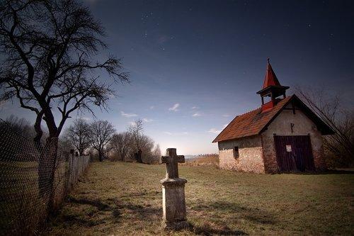 cross  night  religion