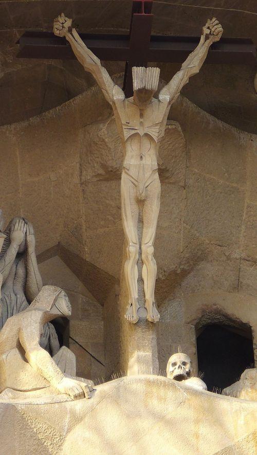 cross barcelona religion