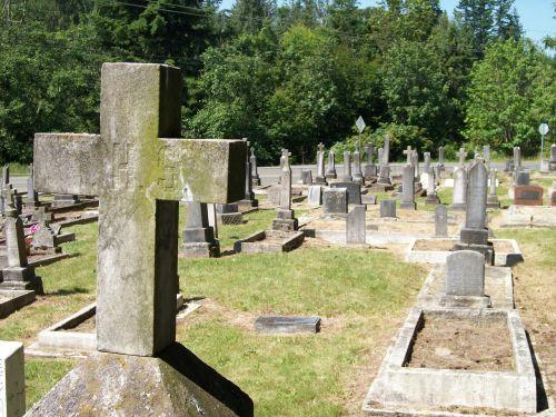 cross cemetery graveyard