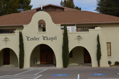 Cross Faith Christian Adobe Church