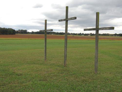 crosses jesus church