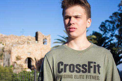 crossfit forging elite athletes teenager