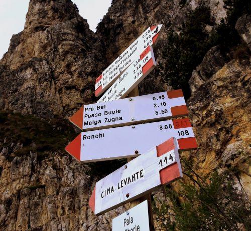 crossroads mountain hiking