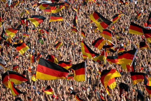 crowd football germany