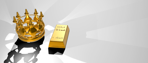 crown gold light