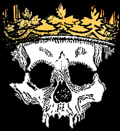 crown dead death